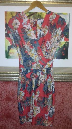 Closet Midi Dress multicolored