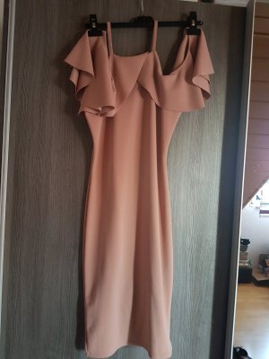 & other stories Midi Dress dusky pink