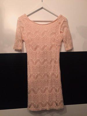 H&M Robe de soirée rose