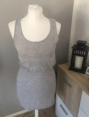 H&M Stretch Dress grey-light grey