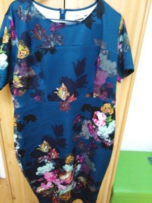 asos curve Sheath Dress multicolored