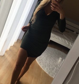 Kleid, 36 , Khaki