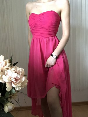 AX High Low Dress multicolored