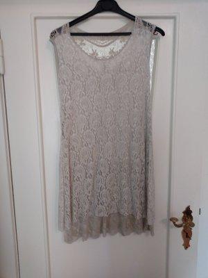 Lace Dress light grey