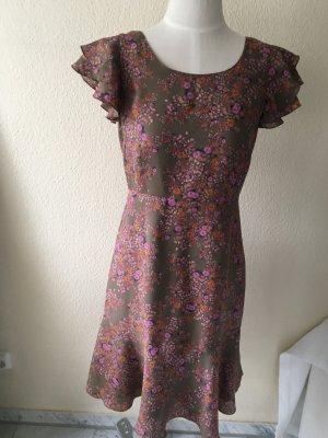Nougat London Midi Dress multicolored