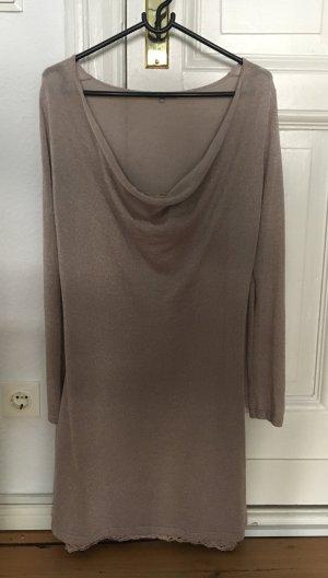 Kleid 3suissescollectionin rosegoldfarben