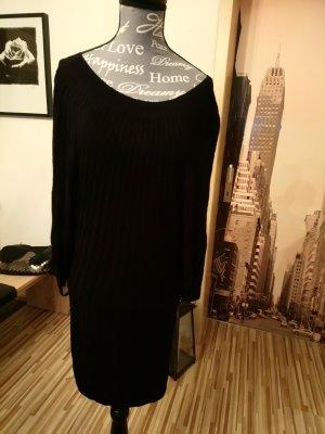 H&M Sweater Dress black