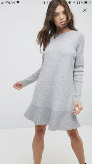 Asos Knitted Dress multicolored