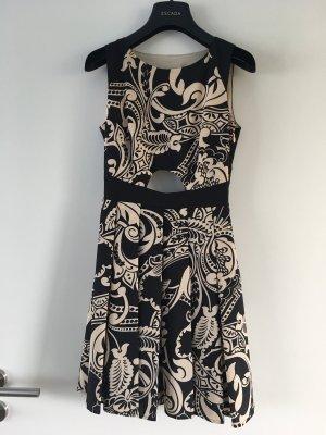 Asos Petite Mini-jurk zwart-room