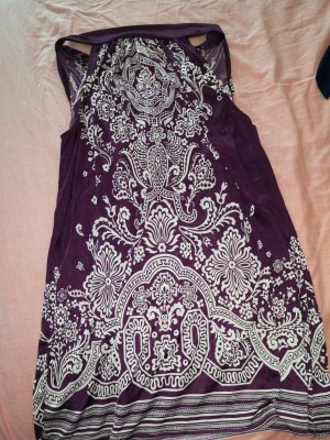 Beach Dress dark violet