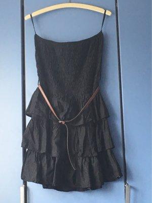 Atmosphere Bandeau Dress black