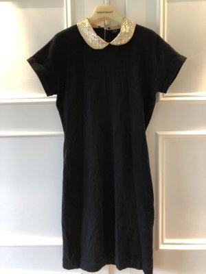 Marc Jacobs Knitted Dress black cashmere