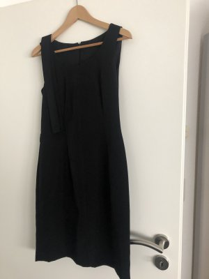 Vestido de noche negro