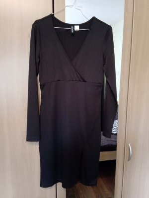 H&M Divided Robe tube noir