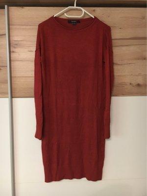 Esmara Shirt Dress dark orange