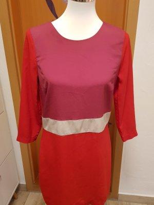 Avant Première Midi-jurk veelkleurig