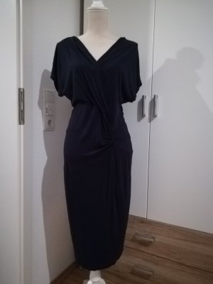 Blue Motion Dress dark blue