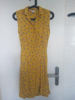 Kleid 80er &other stories Gelb 34