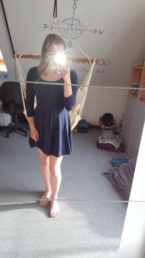 Vestito da spiaggia blu scuro