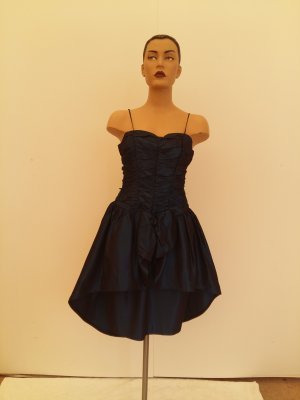 Corsage Dress dark blue