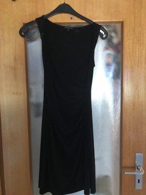 Apart Robe de cocktail noir