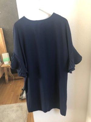 Minimum Balloon Dress dark blue