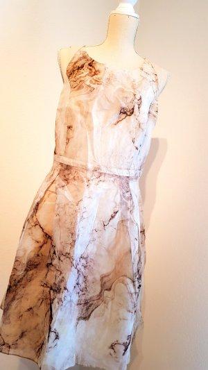 Steps Chiffon jurk veelkleurig