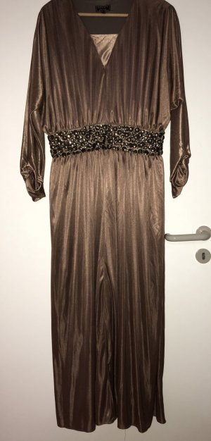 Apart  glamour Dress bronze-colored
