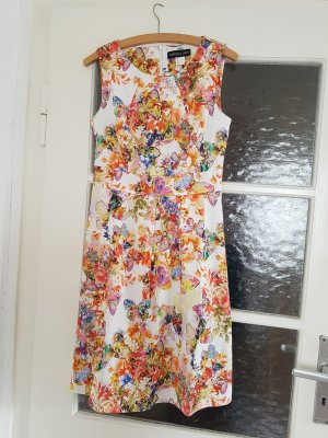Patrizia Dini Midi Dress multicolored
