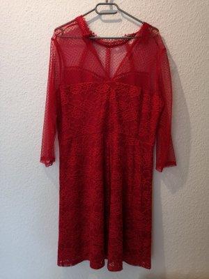 C&A Evening Dress red