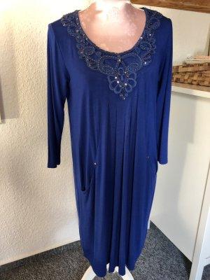 Babydoll-jurk blauw