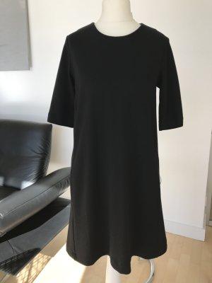 Kleid A-Form schwarz neu 34-36 XS S