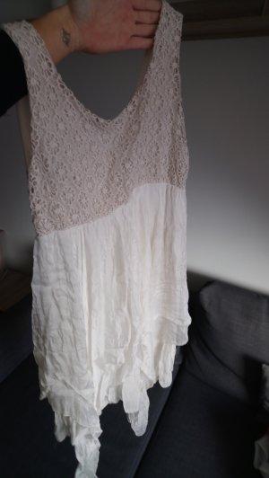 Beach Dress natural white
