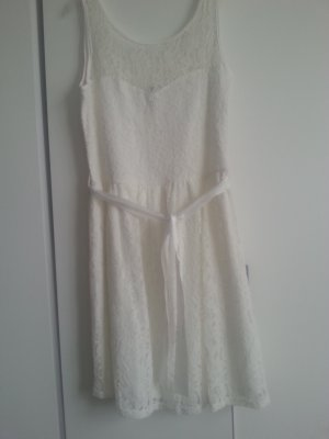 100 Evening Dress white