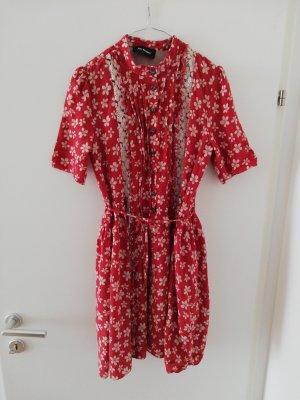 The Kooples Midi Dress red