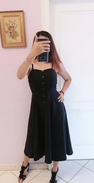 100% Fashion Strandjurk zwart