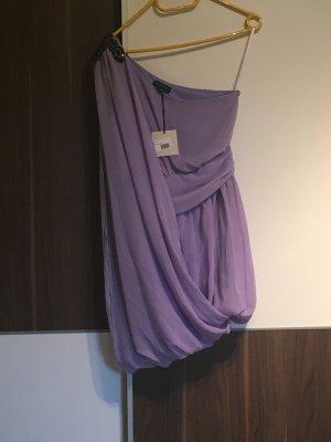 -8- Venice Robe de soirée violet
