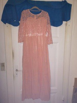 Kleid Abendkleid Gr. 40 Ballkleid Cocktailkleid  Abendkleid mit Spitze
