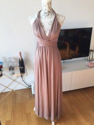 Kleid Abendkleid Maxikleid Hochzeit Brautjungfernkleid Gr S/M/L neu