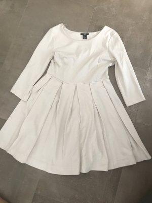 H&M Babydoll Dress natural white