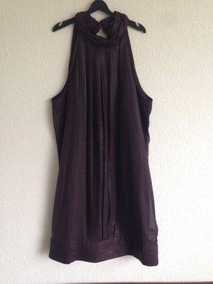 Kleid als hängerchen in Größe  M in aubergine