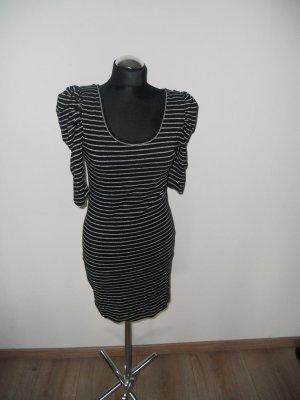 Kleid Amisu Gr. 40 gestreift
