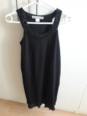 Ashley Brooke Vestido de cóctel negro