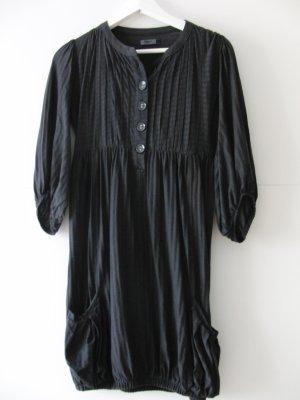 Kleid anthrazit mit Taschen