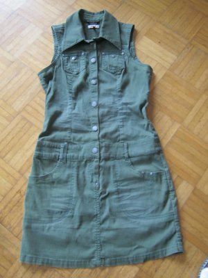 Kleid  Army Style  Only