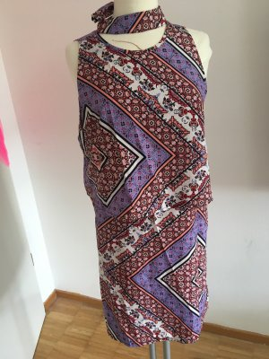 Asos Midi Dress purple