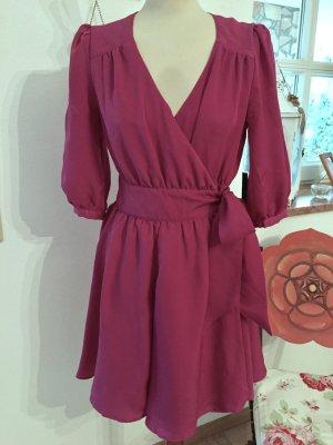 Kleid Asos Pink / Purpur Gr. 36 / S