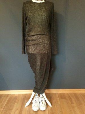 Kleid asymmetrisch H&M