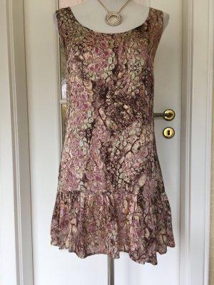 Kleid aus 100% Seide