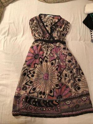 Kleid aus 100% Seide Marella wie neu XS S